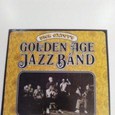 Discos de vinilo: DICK OXTOT'S GOLDEN AGE JAZZ BAND WITH DIANE HOLMES ( 1974 ARHOOLIE USA ) EXCELENTE ESTADO. Lote 157811898