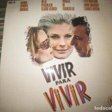 Discos de vinilo: VIVIR PARA VIVIR B.S.O. EP - ORIGINAL ESPAÑOL - UNITED ARTISTS 1967 - MONOAURAL . Lote 157824018