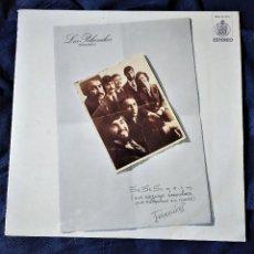 Discos de vinilo: LOS PEKENIKES, SS. SS. SS. Q. E. S. M., HISPAVOX SPAIN HHS 11-221, 1971. Lote 157826418