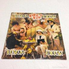 Discos de vinilo: KING KURT – BANANA BANANA ---MAXI . Lote 157833946