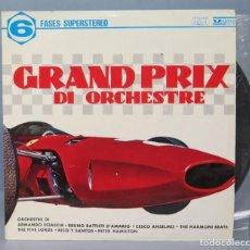 Disques de vinyle: LP. GRAND PRIX DI ORCHESTRE. CESCO ANSELMO, BRUNO BATTISTI, ARMANDO SCIASCIA. THE HARMONI BEATS . Lote 157842394
