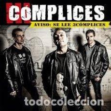 Discos de vinilo: III COMPLICES - AVISO: SE LEE 3 COMPLICES LP. Lote 157844606
