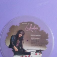 Discos de vinilo: MAXI.PICTURE DISC.QUIREBOYS - I DON'T LOVE YOU ANYMORE/MAYFAIR - RPD 6248 B.. Lote 157862938