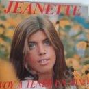 Discos de vinilo: SINGLE (VINILO) DE ANA JEANETTE AÑOS 70. Lote 157869246