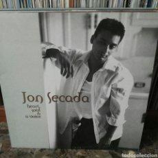 Discos de vinilo: LP DISCO VINILO JON SECADA HEART SOUL AND A VOICE. Lote 157896072