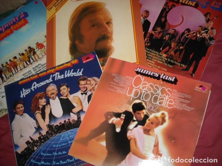 JAMES LAST LOTE 5 LPS ORIGINALES VER FOTOS (Música - Discos - LP Vinilo - Orquestas)