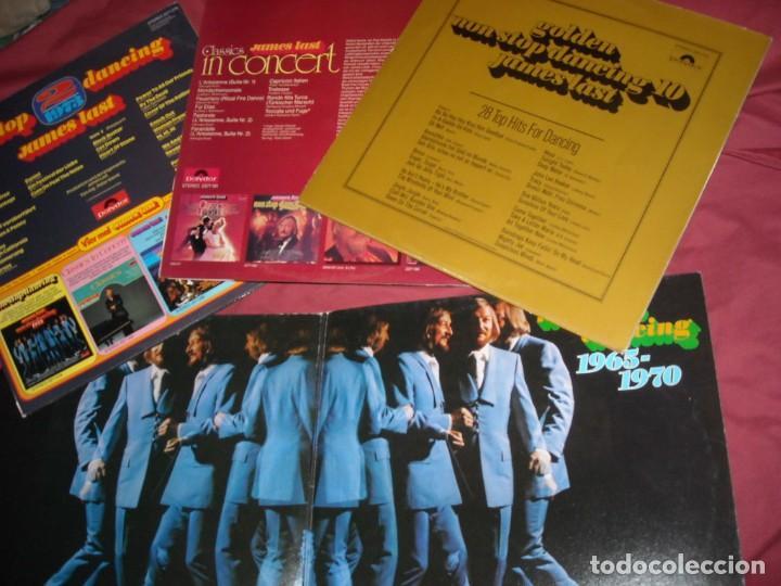 Discos de vinilo: JAMES LAST LOTE 4 LPS ORIGINALES VER FOTO - Foto 2 - 157916526