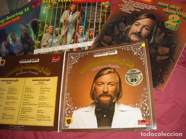 JAMES LAST LOTE 4 LPS ORIGINALES VER FOTOS (Música - Discos - LP Vinilo - Orquestas)