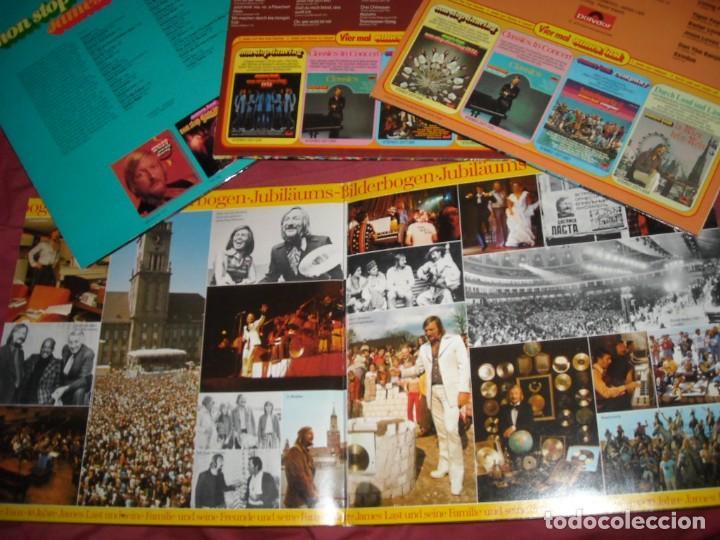 Discos de vinilo: JAMES LAST LOTE 4 LPS ORIGINALES VER FOTOS - Foto 2 - 157916738