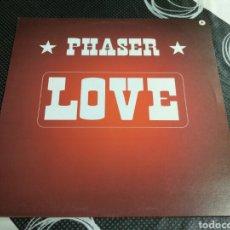 Discos de vinilo: PHASER - LOVE. Lote 157928066