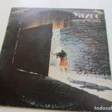 Discos de vinilo: VINILO LP YAZOO DONT GO RE-MIXES CS125. Lote 157949614
