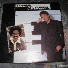 Discos de vinilo: THE BEATLES - PAUL MCCARTNEY - STEVIE WONDER - EBANO Y MARFIL (EDICIÓN ESPAÑOLA). Lote 45717019