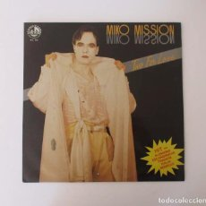 Discos de vinilo: DISCO LP MIKO MISION - TWO FOR LOVE. Lote 157990306