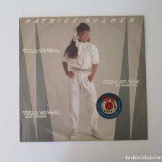 Discos de vinilo: DISCO LP PATRICE RUSHEN - FEELS SO REAL. Lote 157990358