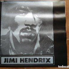 Discos de vinilo: JIMI HENDRIX - JIMI HENDRIX (LP) 1980. DIAL. Lote 158006814