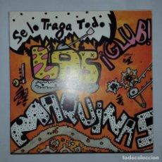 Discos de vinilo: SINGLE / LAS MAQUINAS / SE LO TRAGA TODO / 1988. Lote 158094354