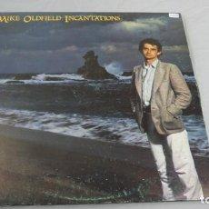 Discos de vinilo: LP MIKE OLDFIELD . INCANTATIONS. Lote 158113198