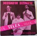 Discos de vinilo: TELEX - MOSKOW DISKOW REFLEJO - 1979. Lote 158128238