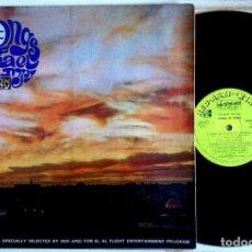 Discos de vinilo: VARIOS - SONGS OF ISRAEL - LP ISRAELI 1971 - HED-ARZI. Lote 158130610