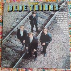 Discos de vinilo: BLUE THINGS EDICION AMERICANA. Lote 158130682