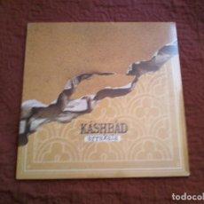 Discos de vinilo: KASHBAD LP ARRAKALA PRECINTADO, SIN ABRIR . Lote 158141666