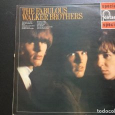 Discos de vinilo: THE WALKER BROTHERS - LP . Lote 158142582