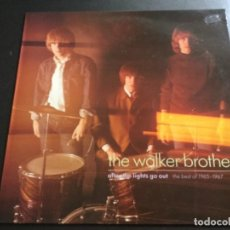Discos de vinilo: THE WALKER BROTHERS- AFTER THE LIGHTS GO OUT . THE BEST OF 1965-1967. Lote 158145486