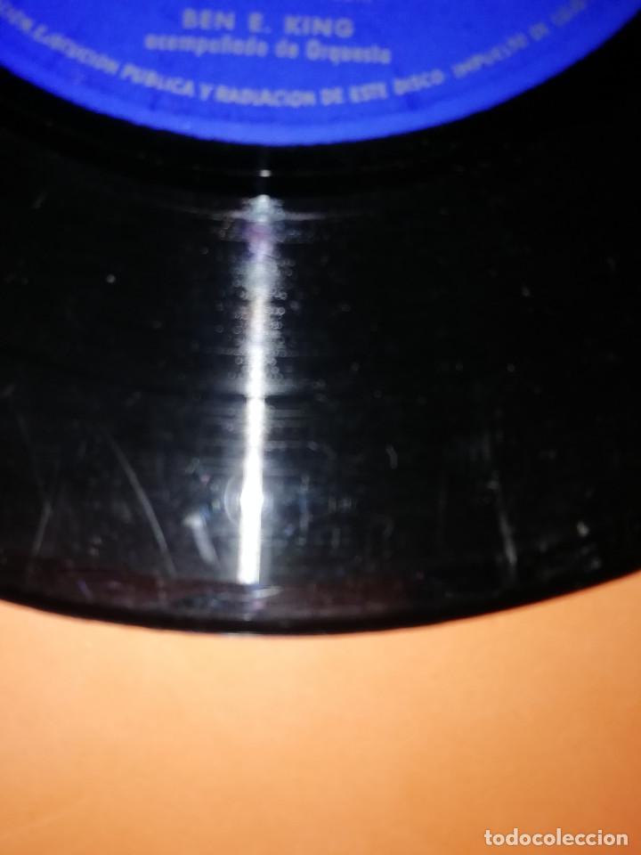 Discos de vinilo: BEN E KING: FEVER + AT LAST + MOON RIVER +1. BELTER 1964 - Foto 5 - 158146506