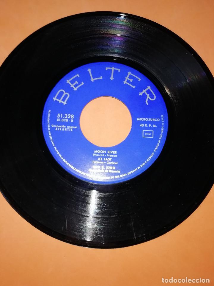 Discos de vinilo: BEN E KING: FEVER + AT LAST + MOON RIVER +1. BELTER 1964 - Foto 6 - 158146506