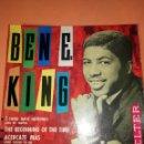 Discos de vinilo: BEN E KING: I ( WHO HAVE NOTHING) .UNO DE TANTOS. BELTER. 1963.. Lote 158147102