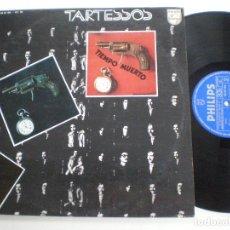 Discos de vinilo: TARTESSOS - ST - LP PHILIPS 1975 // SPAIN PROG PSYCH ROCK ANDALUZ TARTESOS. Lote 158147826