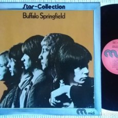 Discos de vinilo: BUFFALO SPRINGFIELD - '' STAR-COLLECTION COMPILATION '' LP GERMANY 1972. Lote 158155174