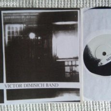 Discos de vinilo: VICTOR DIMISICH BAND - '' NATIVE WAITER '' SINGLE / EP 7'' LIMITED EDITION 1998. Lote 158162558