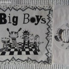 Discos de vinilo: BIG BOYS - '' FRAT CARS '' YELLOW VINYL EP 7'' GATEFOLD USA 1991. Lote 158163766
