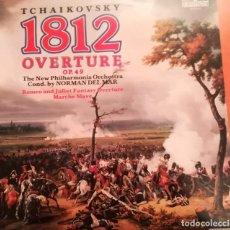 Discos de vinilo: TCHAIKOVKY OVERTURE 1812 OP. 49 - 1974 CONTOUR. Lote 158167730