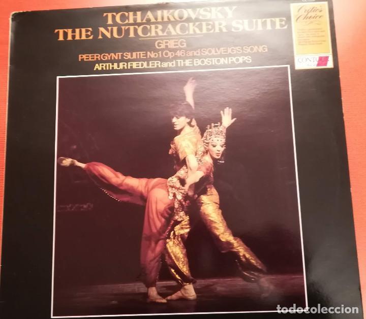 ARTHUR FIEDLER AND THE BOSTON POPS - 1982 CONTOUR (Música - Discos - LP Vinilo - Clásica, Ópera, Zarzuela y Marchas)