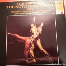 Discos de vinilo: ARTHUR FIEDLER AND THE BOSTON POPS - 1982 CONTOUR. Lote 158167970