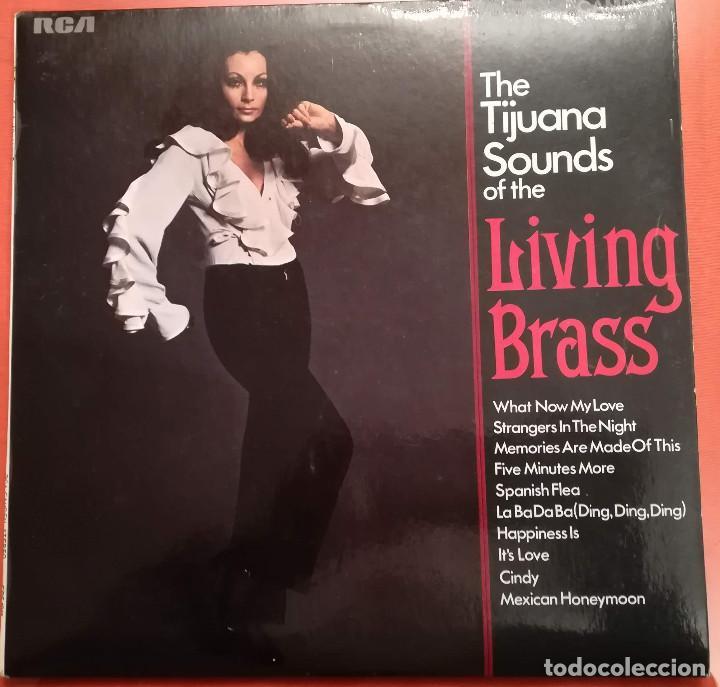 THE TIJUANA SOUNDS OF THE LIVING BRASS - 1970 RCA (Música - Discos - LP Vinilo - Jazz, Jazz-Rock, Blues y R&B)