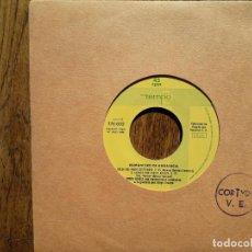 Discos de vinilo: DIEGO GOMEZ, A LA GUITARRA DIEGO AMAYA - ROMANCERO DE ANDALUCIA - SOLEA DEL AMOR DESPRENDIDO + 3. Lote 158207906