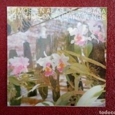 Discos de vinilo: RITMOS EN ALAS DE CUBANA EP 1970. Lote 158213924