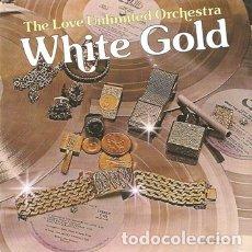 Discos de vinilo: THE LOVE UNLIMITED ORCHESTRA - WHITE GOLD LP. Lote 109328283