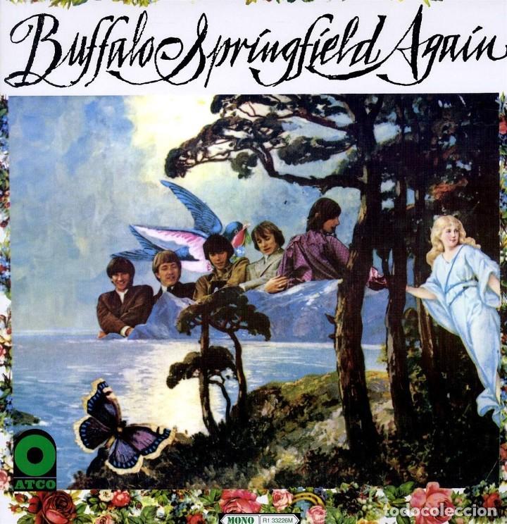 LP BUFFALO SPRINGFIELD AGAIN MONO VINILO 180 G REEDITION 2019 NEIL YOUNG (Música - Discos - LP Vinilo - Pop - Rock Extranjero de los 50 y 60)