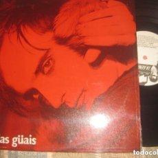 Discos de vinilo: ANGEL Y LAS GUAIS - LOS PIES SOBRE LA TIERRA - ( 1985 LA GENERAL )OG ESPAÑA LEA DESCRIPCION. Lote 158238002