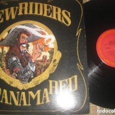 Discos de vinilo: NEW RIDERS OF THE PURPLE SAGE - THE ADVENTURES OF PANAMA RED(COLUMBIA-1973) EDITADO USA. Lote 158271342