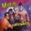 Discos de vinilo: LP MISFITS FAMOUS MONSTERS VINILO 180G PUNK. Lote 158278670