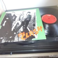 Discos de vinilo: THE CLASH / LP 33 RPM / CBS ESPAIN SPANISH ESPAÑA . Lote 158282262