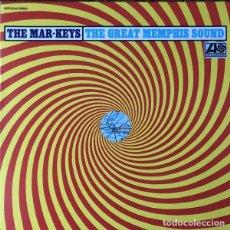 Discos de vinilo: LP THE MAR-KEYS THE GREAT MEMPHIS SOUND VINILO 180G SOUL FUNK. Lote 158293566