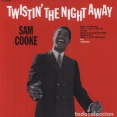 Discos de vinilo: LP SAM COOKE TWISTIN´THE NIGHT AWAY VINILO 180G SOUL. Lote 158294094
