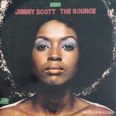 Discos de vinilo: LP JIMMY SCOTT THE SOURCE VINILO 180G SOUL. Lote 158296078