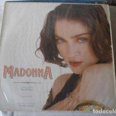 Discos de vinilo: MADONNA CHERISH. Lote 158296814